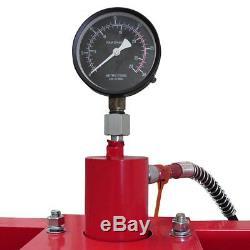 Werkstattpresse 20t Hydraulikpresse pneumatisch Lagerpresse Pneumatik Presse