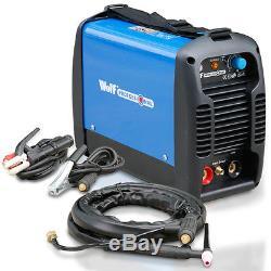 Wolf Professional Combined TIG 200 DC Welder ARC Welder 230V 200amp
