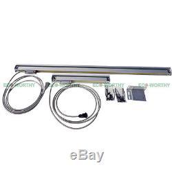 2 Achsen Digitalanzeige Positionsanzeige Linear Scathe Pour MILL Drehen-fräsen