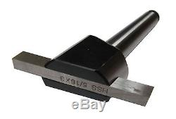 2 Mt Morse Cône Mt2 Flycutter Pour Fit Myford Fly Cutter 10mm Timon Barre 2mt