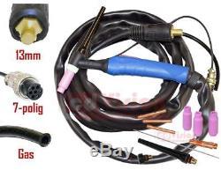 3en1 Schweißgerät Digi Pro Tmc-184p Wig Tig + E-hand + Plasmaschneider Inverter