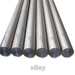 8 MM Nouveau Barres Rondes En Acier Inoxydable Travail Des Métaux De Fraisage De Soudage 304 Grade Rod