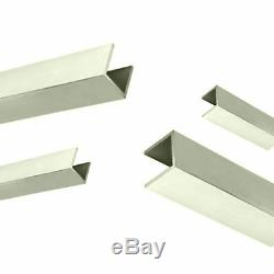 Aluminium U Canal 1 X 1 X 1/16 Fraisage / Soudage / Métal Uchannel