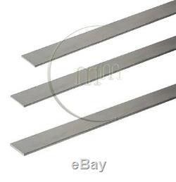 Barre Plate En Aluminium Moulures De Soudure De Moulage Bandes En Aluminium