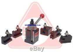 Bostar Axa Taille 250-111 Porte-outils À Cale Pour Jeu De Cale Pour Tour 6-12