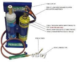 Brasage Au Gaz Perkeo Power, Kit De Soudage / Fabriqué En Allemagne