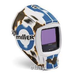 Casque De Soudeur À Assombrissement Automatique Digital Infinity Relic De Miller (280051)