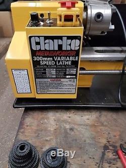 Clarke Cl300m Tour À Métal
