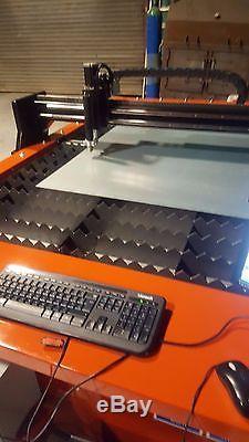 Cnc Plasma Table 4 Tailles Disponibles Royaume-uni Built & Supported Plasma Cutter Automation