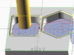 Cnc Steuerung 4 Achsen Incl. Mach 3 Vollversion Fräsen Et Ecam V3 Fräsen