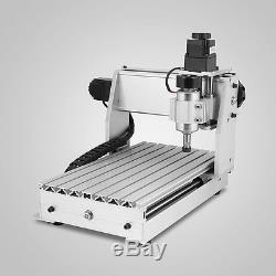 Cnc3020t 3 Axes Engraver Routeur Usb Gravure / Forage / Fraiseuse 3d Cutter