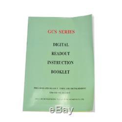 Console D'affichage De Lecture De Digital De Tour De MILL De 3axis Dro Et 3 Voyage Linéaire D'échelle