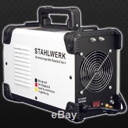Coupe-plasma Stahlwerk Coupe 50 St Inverter / Puissance De Coupe Jusqu'à 14mm