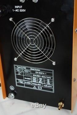 Coupeur De Plasma D'air De CC D'inverseur De 60 Ampères 220v Coupant La Machine Cut60 De Coupeur De 23mm Avecgauge