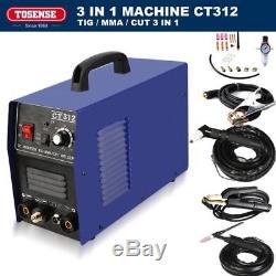 Ct312 3in1 Tig / Mma / Machine De Soudage Découpée Soudeurs DC & Accessoires Torches Tig Cut