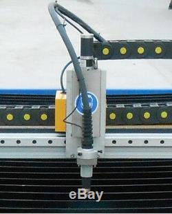 Découpe Plasma Alpha Cnc 1300x2500m En Option Table Hypertherm Ou Cutmaster 4x8