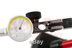 Épuisé 90 Jours Shars. 030x. 0005 Indicateur De Test De Cadran + Magnétique Flexible