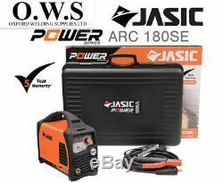 Générateur De Soudeuse D'inverseur D'électrode De Jasic Pro Arc 180 Se 180amp Mma Friendly 230