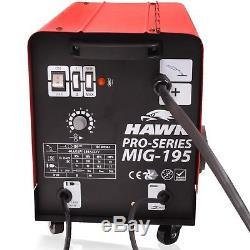 Hawk 195 Machine À Souder Avec Soudeuse Mig