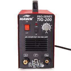 Hawk Tools Machine De Soudeur De Soudure De Soudure De L'inverseur De 200 Ampères 230v