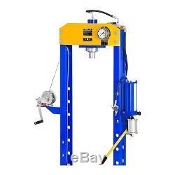 Hydraulikpresse 30 T Hydropneumatisch Werkstattpresse Lagerpresse Dornpresse