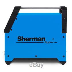 Inverseur Sherman Digitig 200gd Ac DC À Souder Pour Soudeuse Tig De 200 Ampères