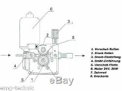 Iskravar Mig Mag 210 L Éco Schutzgas Schweißgerät Schutzgasschweissgerät