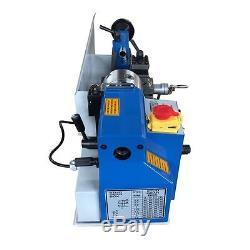 Katsu 165013 14 Mini Machine À Afficher Numérique Lathe Machine 100mm Chuck