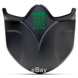 Kit De Masque Et Masque De Soudage Pour Casque De Soudage À Assombrissement Automatique Steel Vision 32000