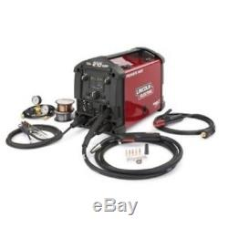 Lincoln Electric Power Mig 210 Mp Soudeuse Multi-processus K3963-1