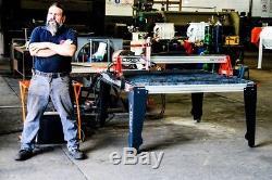 Logix Cut 1200 4ft X 4ft Cnc Plasma Table De Coupe Haute Précision (0.01mm)