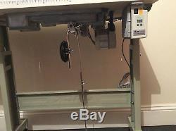 Machine À Coudre À Point Noué Industrielle Juki DDL 8100e Avec Efficacité Énergétique Servo