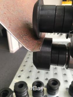 Machine À Rétreindre Rotative / Swager À La Main / Perle Ancienne / Jenny À La Main
