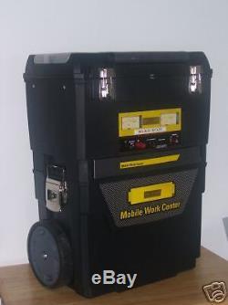 Machine D'électrodéposition Dorée / Chromée 24 Kt, 30 Ampères, Électrolyse Au Détail 2895 $