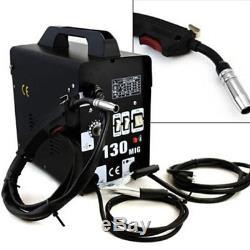 Machine De Soudure Automatique De Soudeuse D'alimentation De Fil De Noyau De Mig 130 Gas-moins De Flux Réglé W Masque