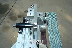 Meuleuse À Bande 2x72, Fabrication De Couteaux, Fabrication