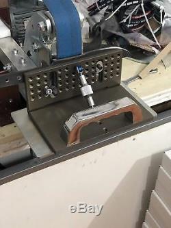 Meuleuse De Ceinture Tr Maker / Gabarit De Meulage De Couteau Réglable