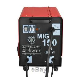 Mig-100/130 Sans Gaz, 150/195 Sans Gaz, 230v Machine De Soudage Pour Soudeuse Mig Weld