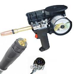 Mig Pistolet À Bobine 8 Mètres -240 Ampères - Connexion Euro - Style Unimig Free Tips Mb24