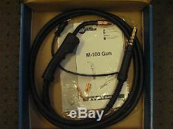 Miller 248282 M-100 Pistolet Mig De 10 Pieds Pour La Plupart Des Soudeuses Millermatic MM