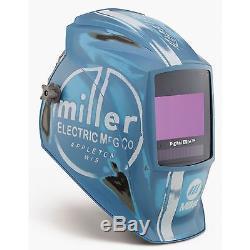 Miller 259485 Vintage Roadster Digital Elite Auto Obscurcissement Casque De Soudage