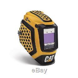 Miller Cat Edition 1 Digital Elite Auto Assombrissement Casque De Soudage (268618)