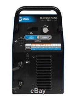 Miller Diversion 180 Ac / DC Soudeuse Tig 907627