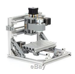Mini 1610 Bricolage Cnc Maschine Grbl Steuerung 3 Achsen Pcb Fräsmaschine Holzfräser