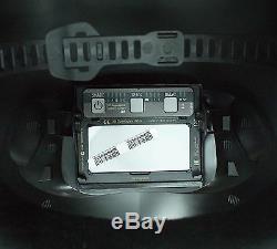 Nouveau Casque De Soudage Noir 3m Speedglas 100 Avec Filtre À Assombrissement Automatique 100v