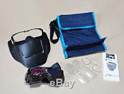 Nouveau Servore Goggle Mask Arc Shield-513 Ombre À Assombrir 5-13 Corée