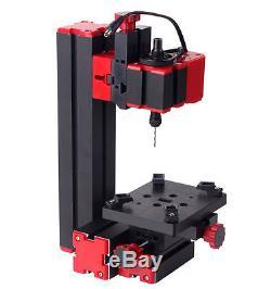 Pas De Tva Mini Multipurpose Machine 6 En 1 Kit Modèle Travail Du Bois Diy Tour Fraisage