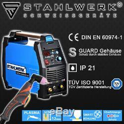 Plasma Cutter Cut 50 S Hf Onduleur / Machine De Soudage / Puissance De Coupe Jusqu'à 12mm