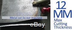 Plasma Cutters 230v 50a Acier Cuivre DC Soudures Air Cutters Machine 14mm Max Cut