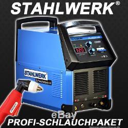 Plasmaschneider Stahlwerk Coupe 120 S Hf Inverter Avec Schneidleistung Bis 40 MM